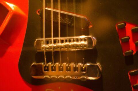 ギター弾けます!