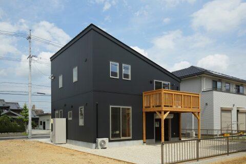 鈴鹿市M様 小さく建てて大きく暮らす遊びつくすお家