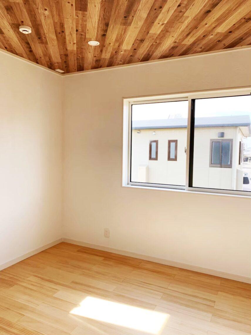 松阪市I様 WOODBOX「STANDARD」からチョイスした親子で暮らす二階建て