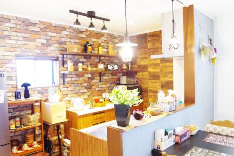 松坂市T様 木の外観、ウッドデッキ、ニッチなどおしゃれなこだわりの詰まったお家