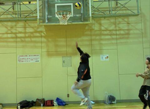 スポーツ好きです!