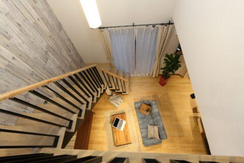 「リビング階段のメリット・デメリット」