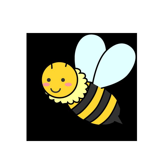 刺さないハチがいるってご存知ですか?(虫が嫌いな方はご注意を!)